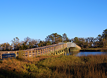 Fripp Island Bridge